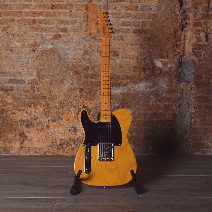 Fender Telecaster 52 USA zurda Segunda Mano