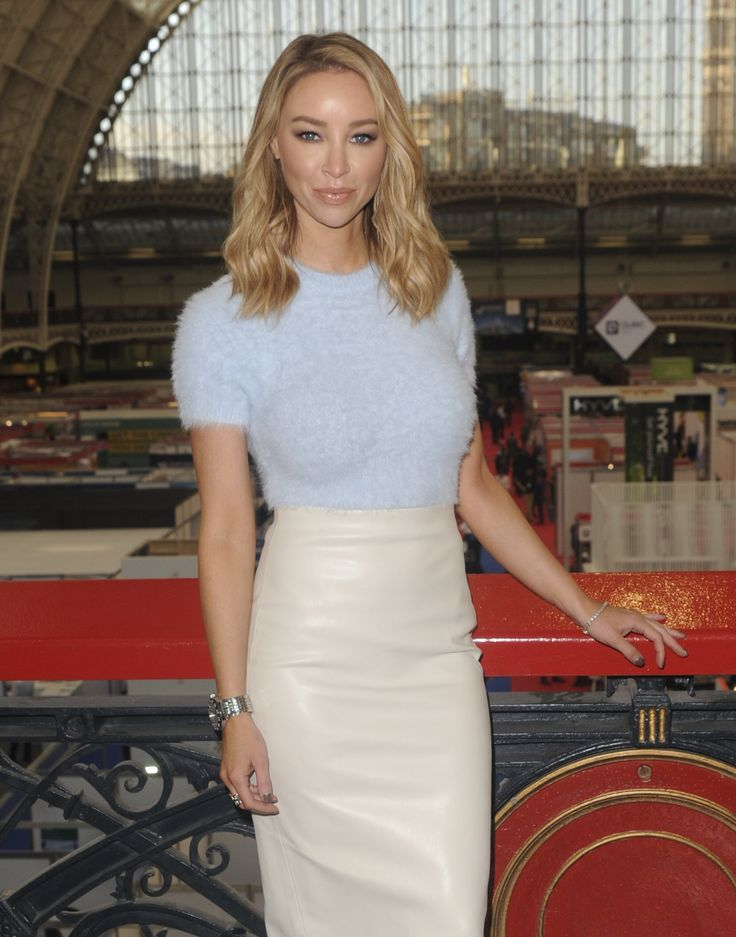 Lauren Pope at The Business Show London