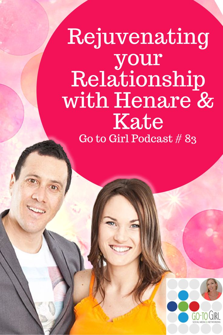 Keeping the 'love alive' in your relationship when you're running a business can be tricky.  In this podcast I'm talking to Henare and Kate, all the way from their new house in Fiji. Click to watch our video podcast and get the blog show notes for more tips how to rejuvenate your relationship while running your biz.