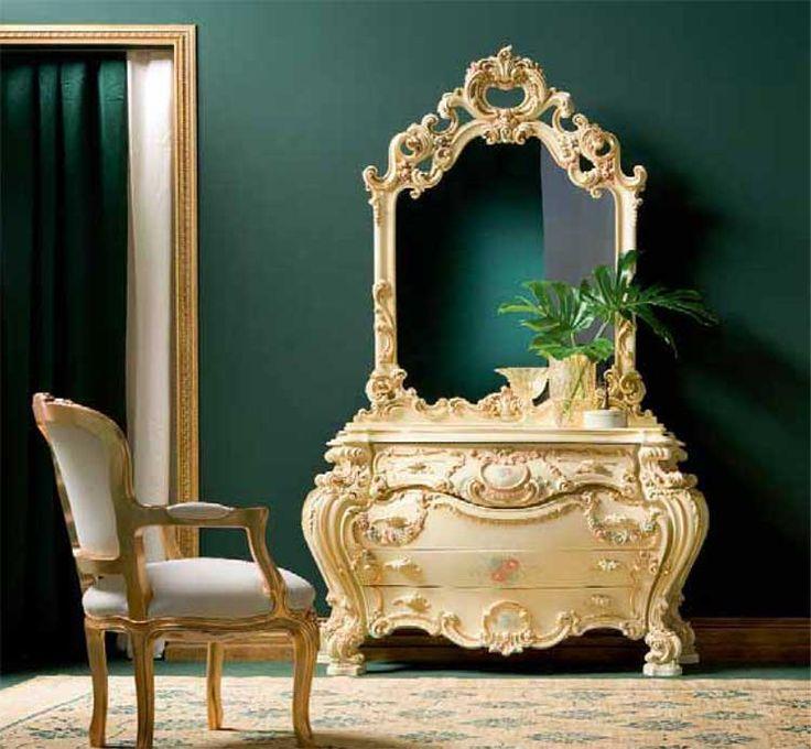 Victorian Bedroom Olimpia- Victorian Furniture