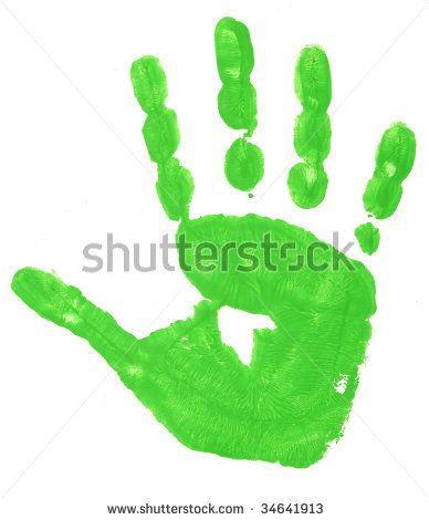 kid hand print | Kid Handprints