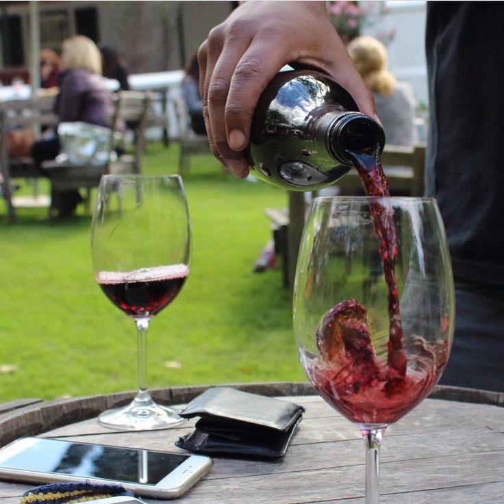 Happy #WineWednesday, everyone! 📷: @the_wine_affair_sa #constantia1685
