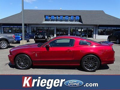 eBay: 2014 Ford Mustang Shelby GT500 2014 Ford Mustang Shelby GT500 21770 Miles Ruby Red Metallic… #fordmustang #ford usdeals.rssdata.net