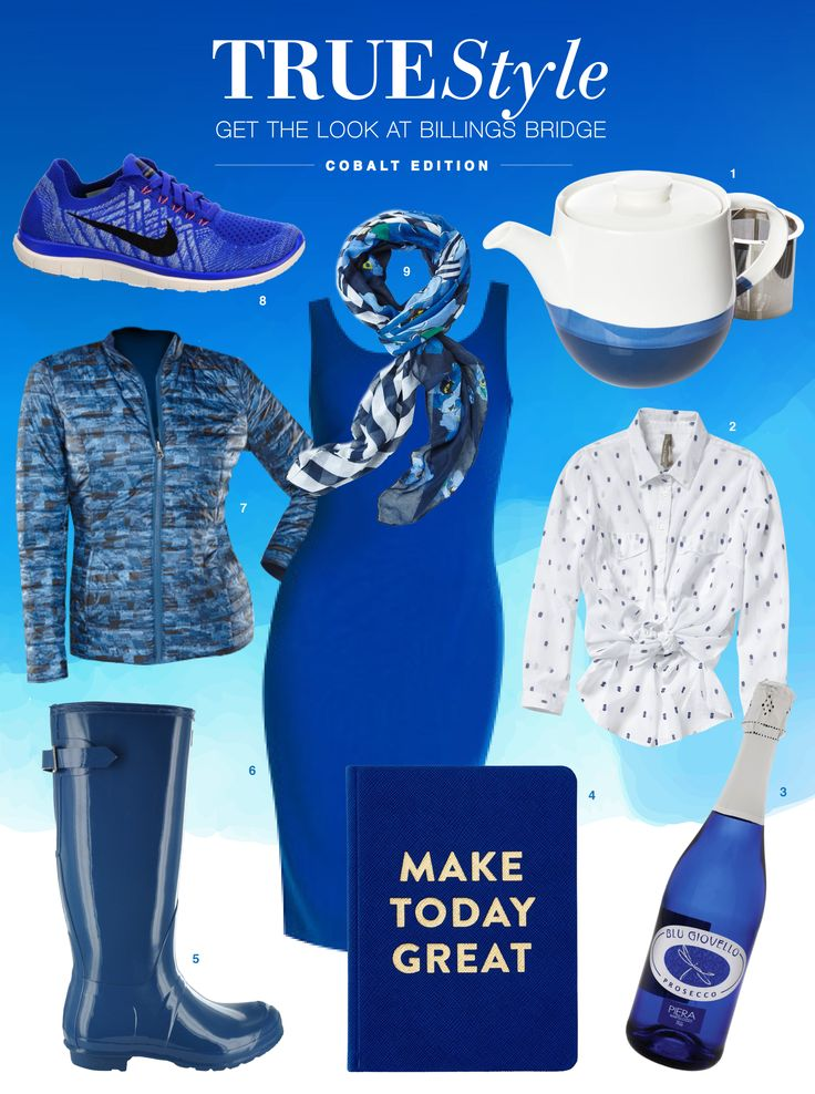 We have a trend alert going off at BB and it's blinking bright COBALT!    Say goodbye to boring seasonal colours and hello to these awesome style must-haves, all of which you can find right at BB!    And did I mention our $25 gift card giveaway? Click here for your chance to win!