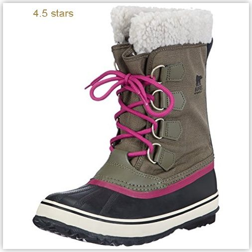 Sorel Womens Winter Carnival Boot