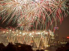 America's Most Spectacular Fourth of July Fireworks - Boston MA
