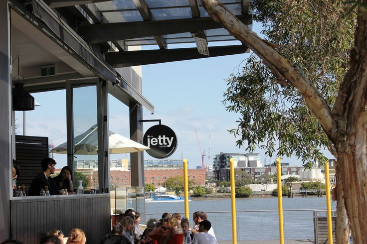 The Jetty Bulimba Riverfront Cafe