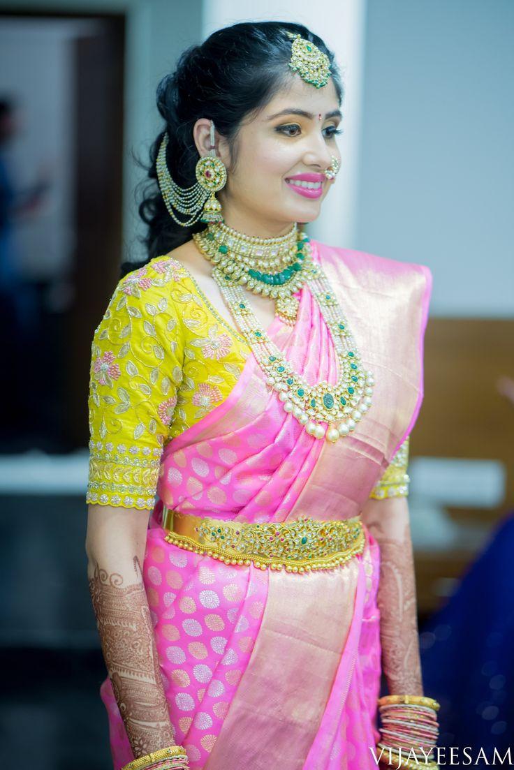 1030 best sarees images on Pinterest | Blouse designs, Blouse ...