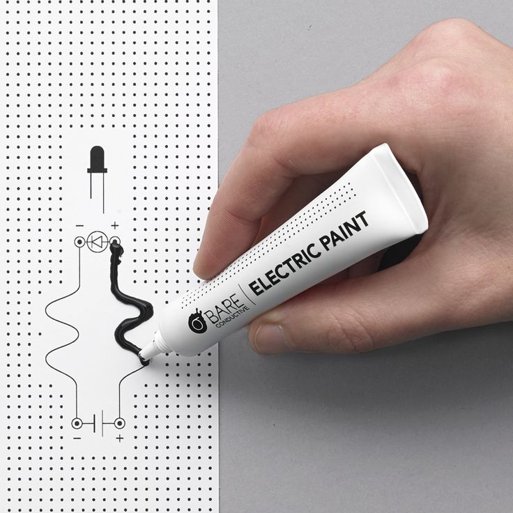 Bare Conductive Pen. Maybe good for a greeting card craft?