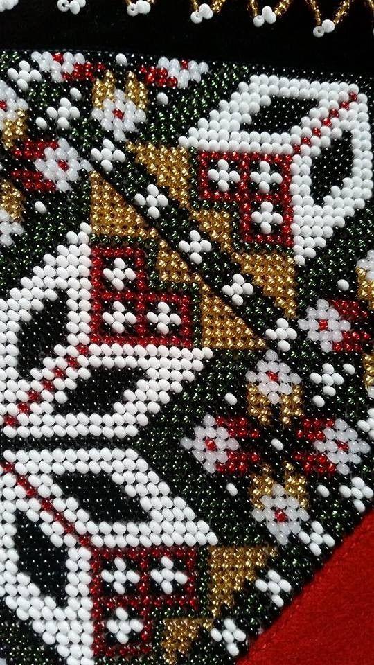 FINN – Perlet belter og bringeduker til Hardangerbunad.