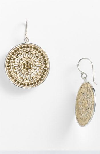 Gili Wire Divided Disk earrings~NordstromDisks Earringsnordstrom, Disks Earrings Nordstrom, Dividers Disks