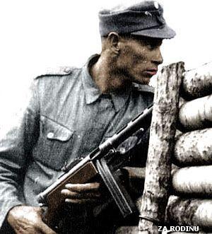 Viljami Pylkäs - legendary Finnish soldier