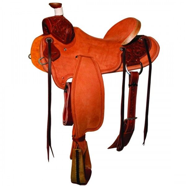 1117 XP® Wheelock Ranch Saddle