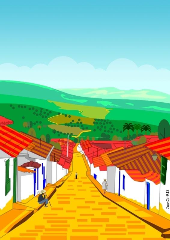 Barichara es un municipio de Santander (Colombia) ubicado en la provincia de Guanentá. La población es reconocida por sus construcciones de finales del siglo XVIII; el sector antiguo de la población fue declarado patrimonio cultural del país.