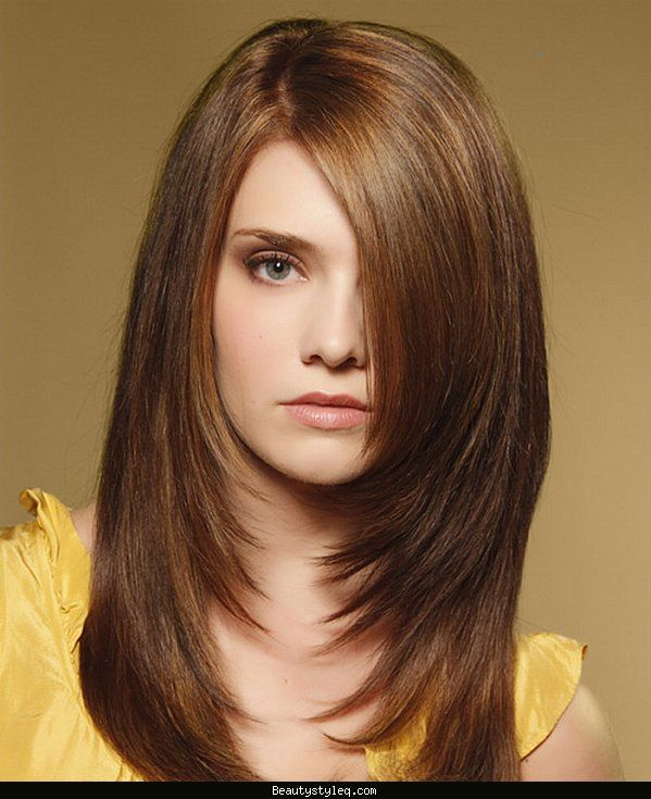 Best Haircuts For Round Faces Ideas On Pinterest Bobs For - Hairstyle for round face images