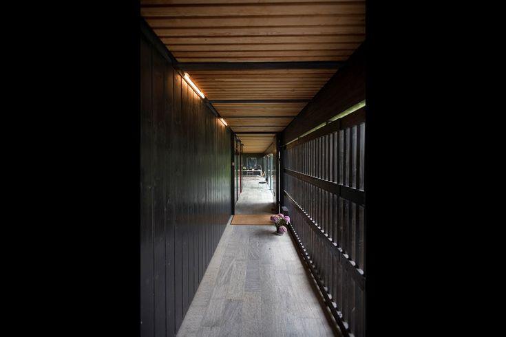Gunnløgsson's Own House - modernism -
