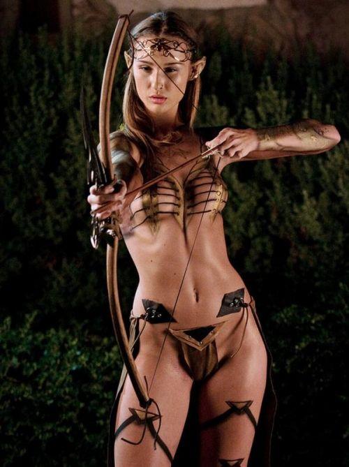 from Miles sexy warrior women having sex