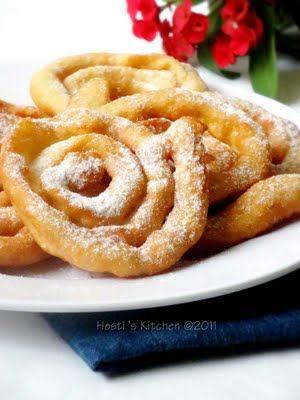 HESTI'S KITCHEN : yummy for your tummy: Perut Ayam Pisang