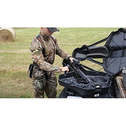 Hard Crossbow Bow Carry Case Universal Padded Archery Storage Deer Game Hunters #Plano