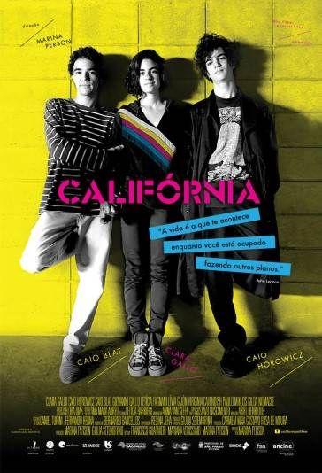 Kalifornia (2015) - W kinach od 21 kwietnia, plakat - Film PL