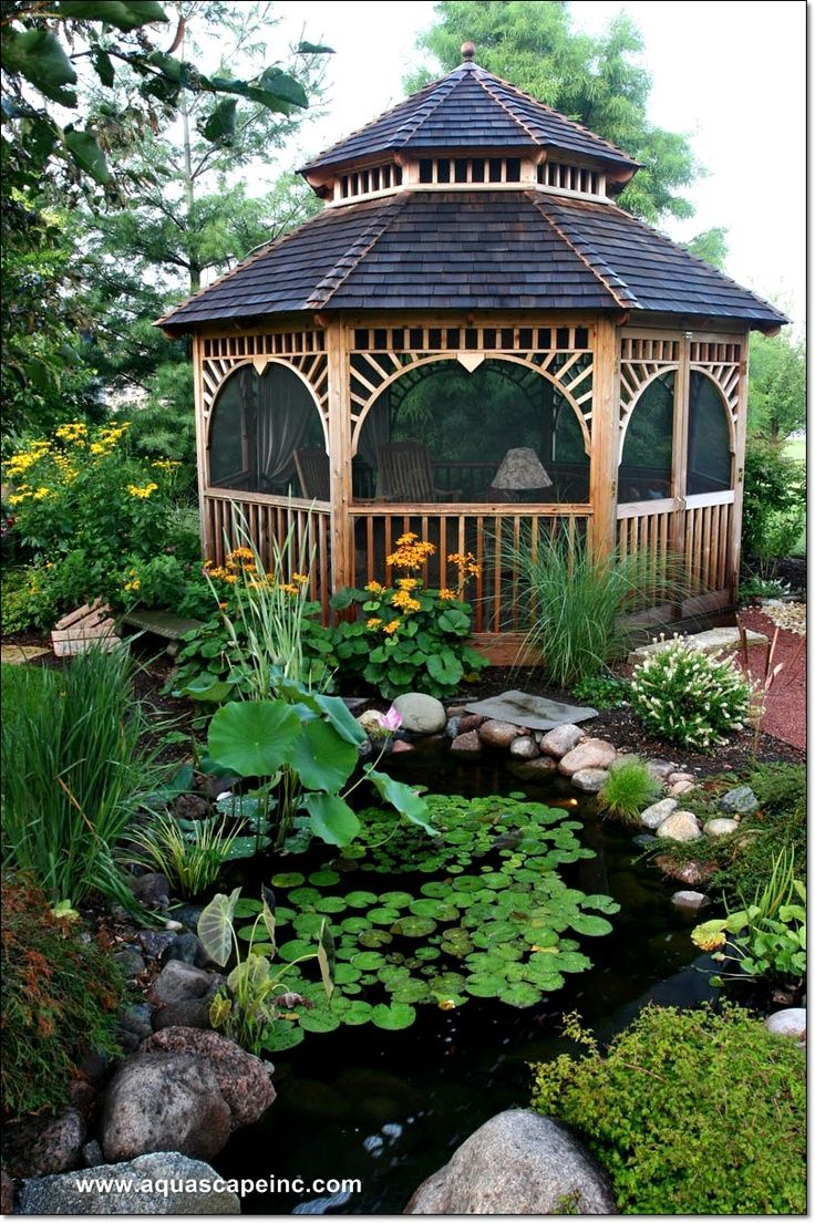 85 best Landscape Water Features images on Pinterest | A small ...