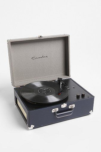 Crosley Turntable........Definitely a great buy and I have been loving every minute of it!