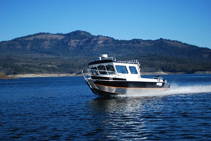1000+ images about Aluminum Boats on Pinterest | West coast, Boats and Lakes