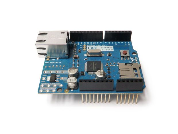 Picture of Arduino Ethernet Shield Tutorial
