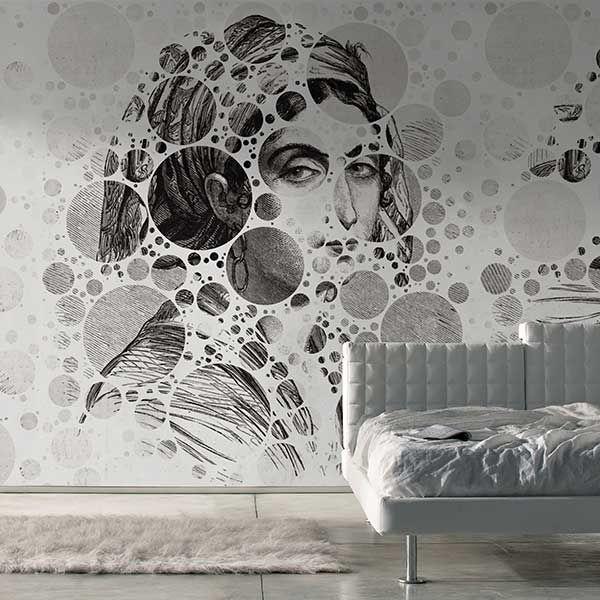 179 best detail walls images on Pinterest Facade, Facades and - tapeten für küche