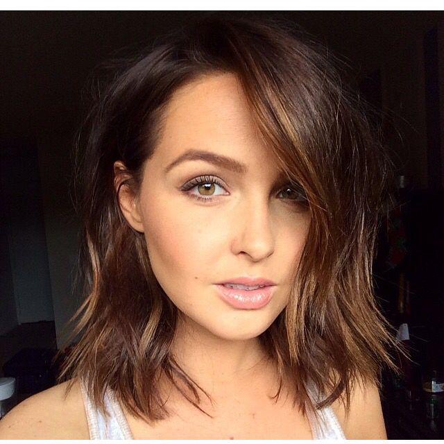 Short hair Camilla Luddington Greys anatomy
