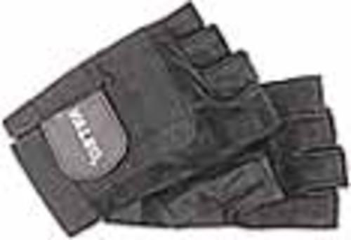 Imperial 5124 Anti Vibration Suede Glove, Black, XL