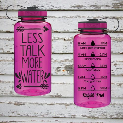 Cups To Encourage Water Drinking