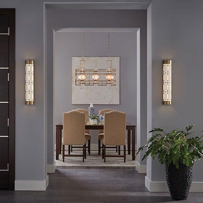 43880nbrled 43931nbr dining room lights dining room lighting with a kichler - Kichler Dining Room Lighting