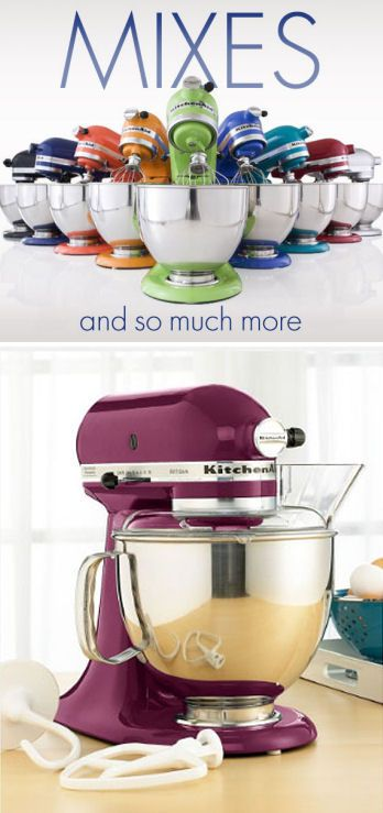 KitchenAid Artisan Stand Mixer ♡