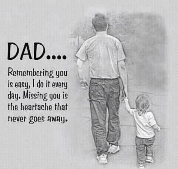 I Love You And Miss U Quotes: Thinking Of You, Dad. ..I Love You And Miss You Everyday