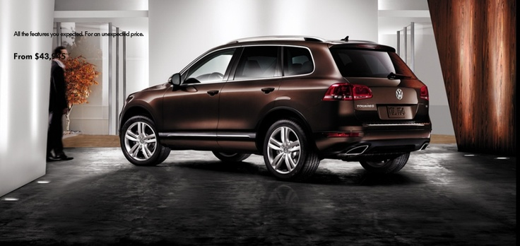 See Gallery Images for the new 2013 VW Touareg at VW.com today.