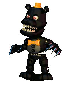 Fnaf world: nightmare