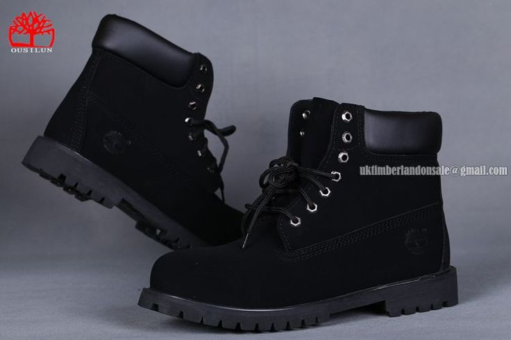All Black Timberland Women's 6 Inch Premium Waterproof Boot On Sale $ 76.00