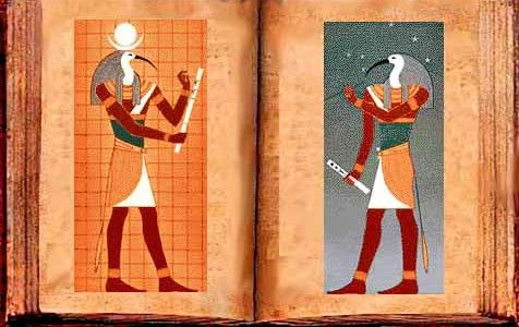 Thot | LundinOrient´s Egypten