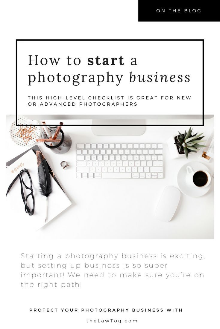 Starting a photography business is exciting, but setting up business is so super important! We need to make sure you're on the right path!    This high-level check list is great for newer or advanced photography businesses to use as a barometer for making sure you're on the path to success.