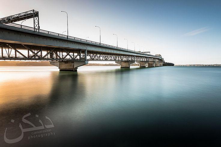Bridge Across Glass
