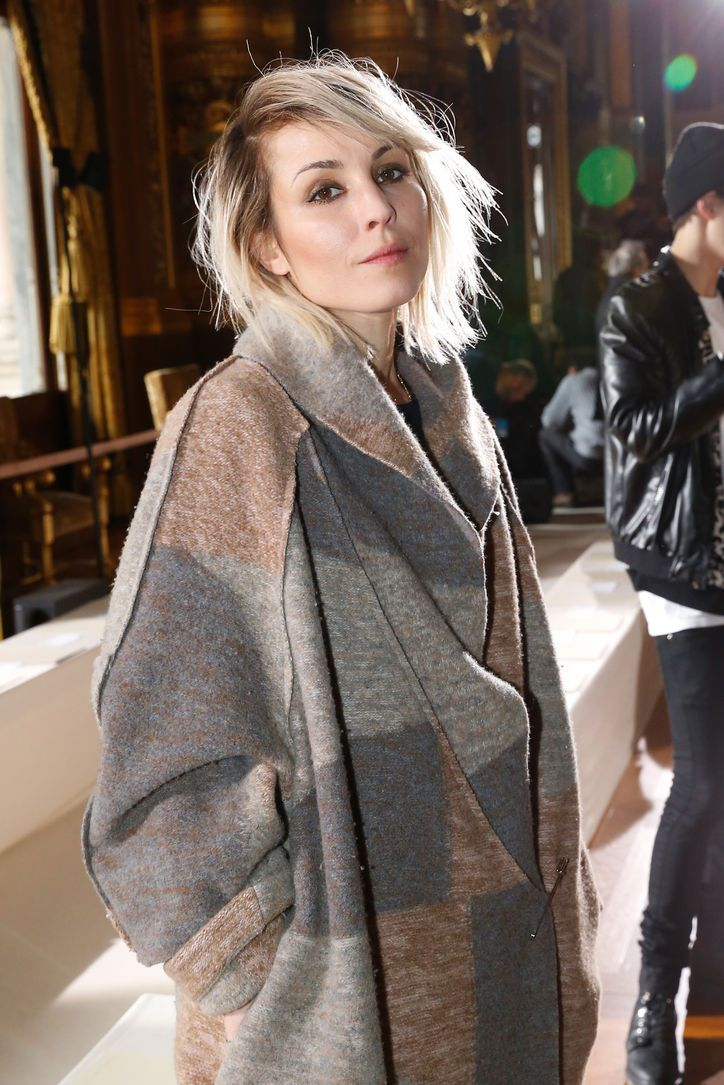 "Noomi Rapace. ""Wait??? When Did Noomi Rapace Morph Into Debbie Harry?"""