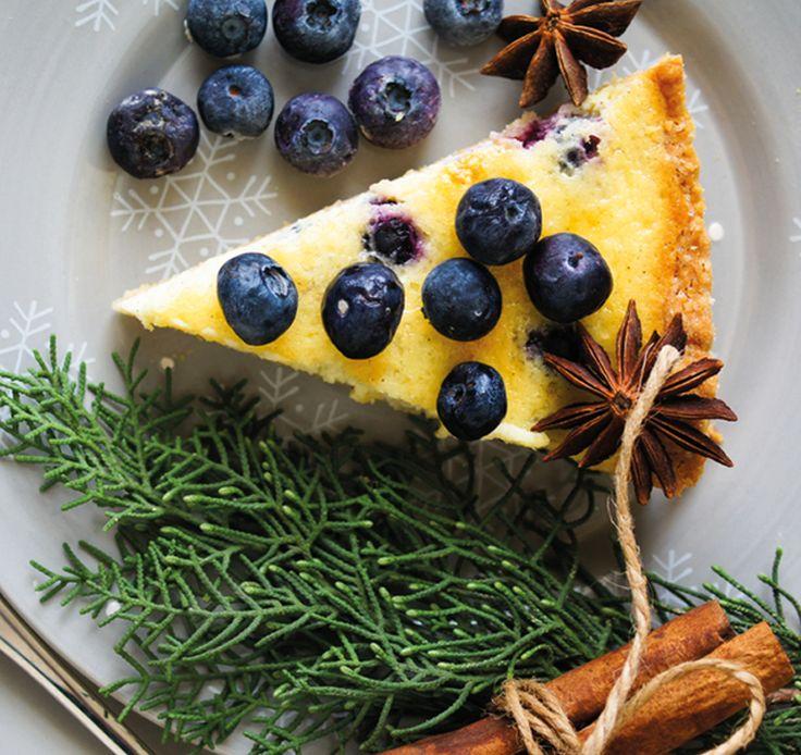 Ik ben vandaag jarig en trakteer voeding voor de ziel... en Blauwe Bessen Taart!