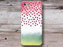 Coque Points Gradient de Couleur iPhone 4 5 6 Sony sur DaWanda.com :hearts: