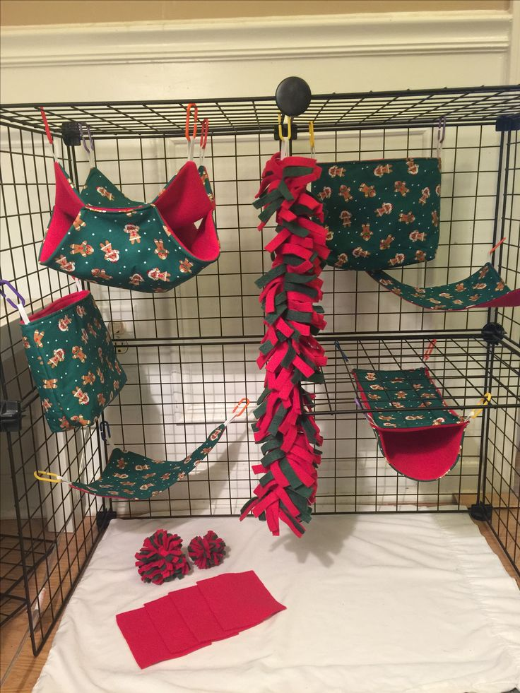 13 piece sugar glider cage set check out for more awesome