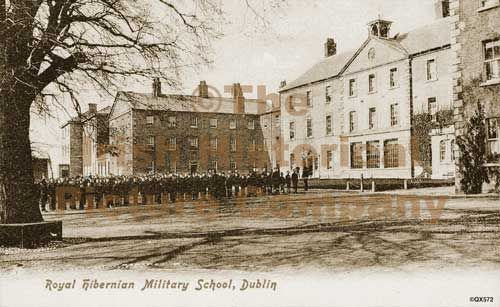Image result for hibernian military school phoenix park