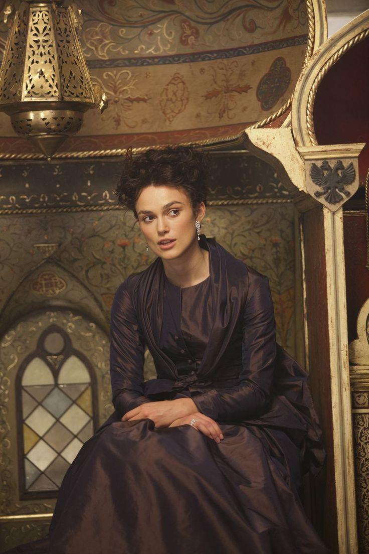 Keira Knightley in 'Anna Karenina'.