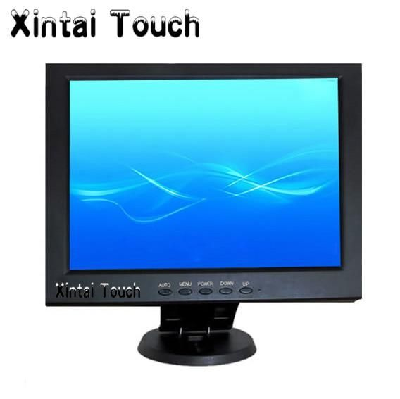 10 4 Inch Usb Touch Monitor Desktop Touchscreen Monitors For Pos Terminal Us 119 31 Lcd Monitor Computer Multi Touch