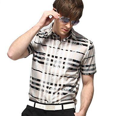 Camisas de Cuadros para Hombres - Para Más Información Ingresa en: http://hombreselegantes.com/camisas-de-cuadros-para-hombres/