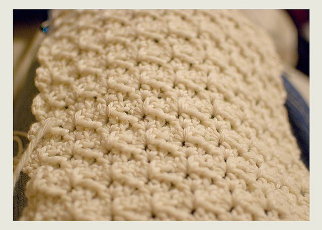 100 Free Crochet Scarf Patterns: Mindless Scarf Crochet Pattern